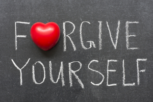 © Yuryz | Dreamstime.com - Forgive Yourself Photo